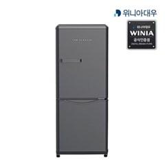 위니아대우 본사인증점 더 클래식 레트로 냉장고 150L WKRS154CPS