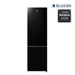 위니아대우 본사인증점 심플 슬림핏 냉장고 322L FR-C326TDBK