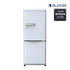 위니아대우 더 클래식 150L 레트로 냉장고 상냉장방식 EKRS154CCU