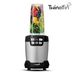 트윈 1200W 스마트 초고속 6중날 믹서기 TW-MX100S