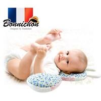 프랑스 보니숑 아기베개 짱구두상관리 유모차목배게