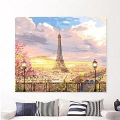 DIY 명화그리기 [ 에펠탑의 로망 ] - 40cm*50cm