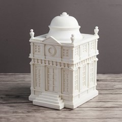 [아트피플-A32]궁전 저금통 조각상/인테리어 장식소품