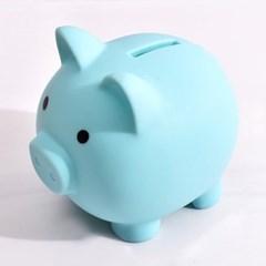 스카이 젤리 돼지저금통(소)/신년선물 사은품 저금통