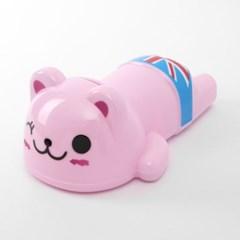 엎드린 고양이 저금통/ 저축 동전저금통