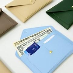 다용도 트래블 포켓 파우치 여행용 여권지갑 5종_(966903)