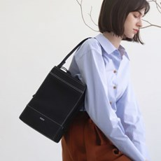 Nid bucket bag (Black)