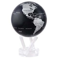 빛만 있으면 OK 자가회전 BlackMetallic6 지구본 대형