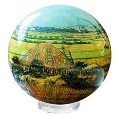빛만 있으면 OK 자가회전구 Van Gogh Harvest 102mm