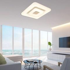 스퀘어 3색변환 국산 LED 거실등 150W