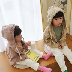 츄)봄봄 아동 후드자켓