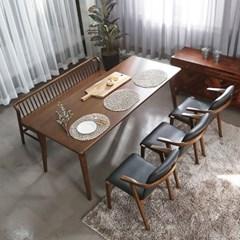 인츠 원목 6인 식탁테이블