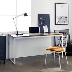 [폴앤코코]로튼 철제 컴퓨터책상 선반형 900/1200/1500/1800 책상