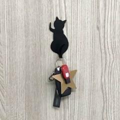 검은고양이 후크 3p 1세트