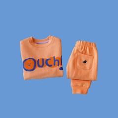 [꼬까참새] Sweat Shirt_Ouch!
