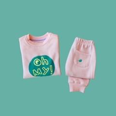 [꼬까참새] Sweat Shirt_Ohmy!