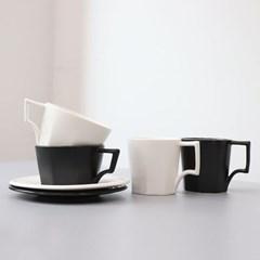 홈카페 북유럽 옥타곤 커피잔 찻잔세트 머그컵