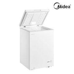 미디어 냉동고 MF-L101WG / 100L / 화이트