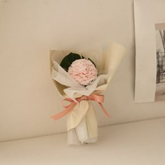 퐁퐁 한송이 비누꽃다발 [3color]_(693494)