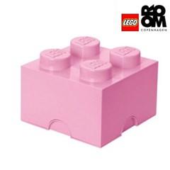 [레고스토리지] 레고 브릭정리함 4구 (핑크)