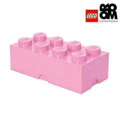 [레고스토리지] 레고 브릭정리함 8구 (핑크)