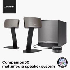 [BOSE] 보스 정품 Companion 50 컴퓨터 겸용 스피커_(92668)