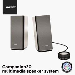 [BOSE] 보스 정품 Companion 20 컴퓨터 겸용 멀티미디어 스피커