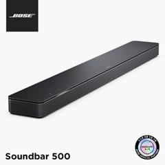 [BOSE] 보스 정품 사운드바 500 블루투스 스피커_(92663)