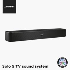 [BOSE] 보스 정품 Solo 5 사운드바 블루투스 스피커_(92661)