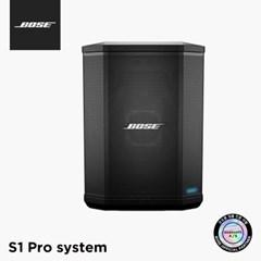 BOSE 보스 정품 S1 Pro 전문가용 블루투스 앰프스피커_(92659)