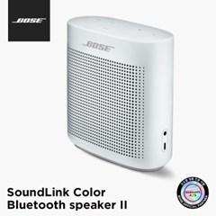 [BOSE] 보스 정품 SoundLink Color 2 블루투스 스피커_(92650)