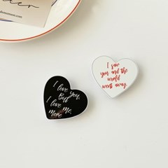 메모리즈 이니셜 Heart ♥madetok 하트톡