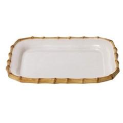 줄리스카 Bamboo 12inch Rectangular Platter