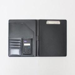 에쉬 A4 레포트화일/ 계산기내장 서류판