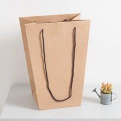 마름모크라프트백 2호 27x38cm 쇼핑백 선물 포장 DIY 소_(1710618)