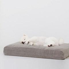 [무아유] 헤링본 4계절 쿨쿨침대 강아지 고양이 매트리스
