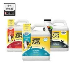 타이디캣 고양이모래 6.35kg x3개
