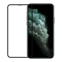 리얼룩 아이폰11 pro 3D풀커버 강화유리_(1496085)