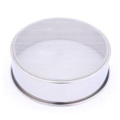 쿠킹스 스텐 채망 밀가루채(15cm) / 스텐 거름채
