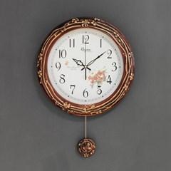 (kcp060)넝쿨 추 시계 (앤틱)_(355225)