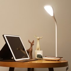 [반짝조명] LED 무선 충전 스마트 스탠드