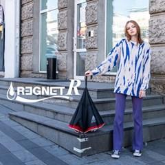 레그넷 R. 친환경 소재를 사용한 수동 거꾸로 우산_(1301564)
