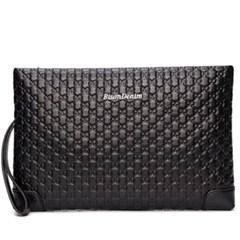 [Bison Denim] 패턴 클러치백 N8187/파우치백/손가방