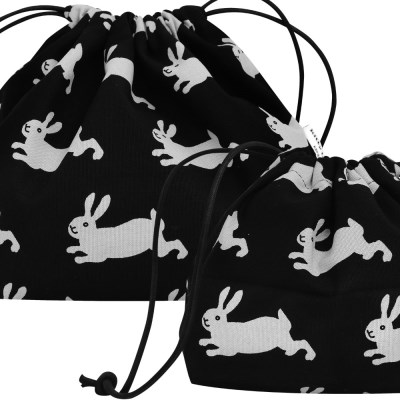 Happy Bunny Plump Pouch