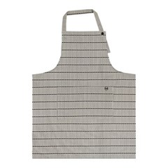Long Apron Miller Black