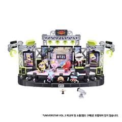 BT21 콘서트 스테이지 플레이셋 / bt21굿즈 피규어