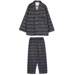 알콩단잠 남자잠옷 로코베리 면 홈웨어 실내복 라운지웨어 세트
