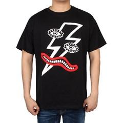 20SS 닐바렛 피카소 라이트닝 볼트 티셔츠 (블랙) PBJT732S N592S 11