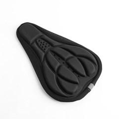 메모리폼 쿠션 자전거안장(블랙) / 자전거쿠션