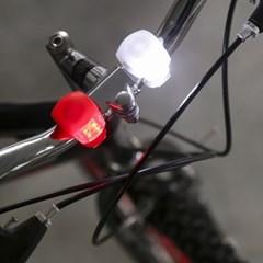 2p LED 라이트 자전거안전등/자전거부품 자전거후미등